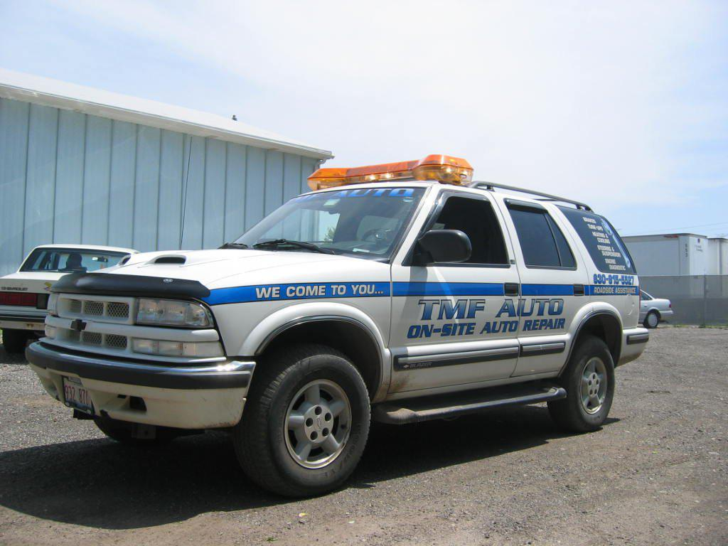 TMF Auto Towing and Recovery