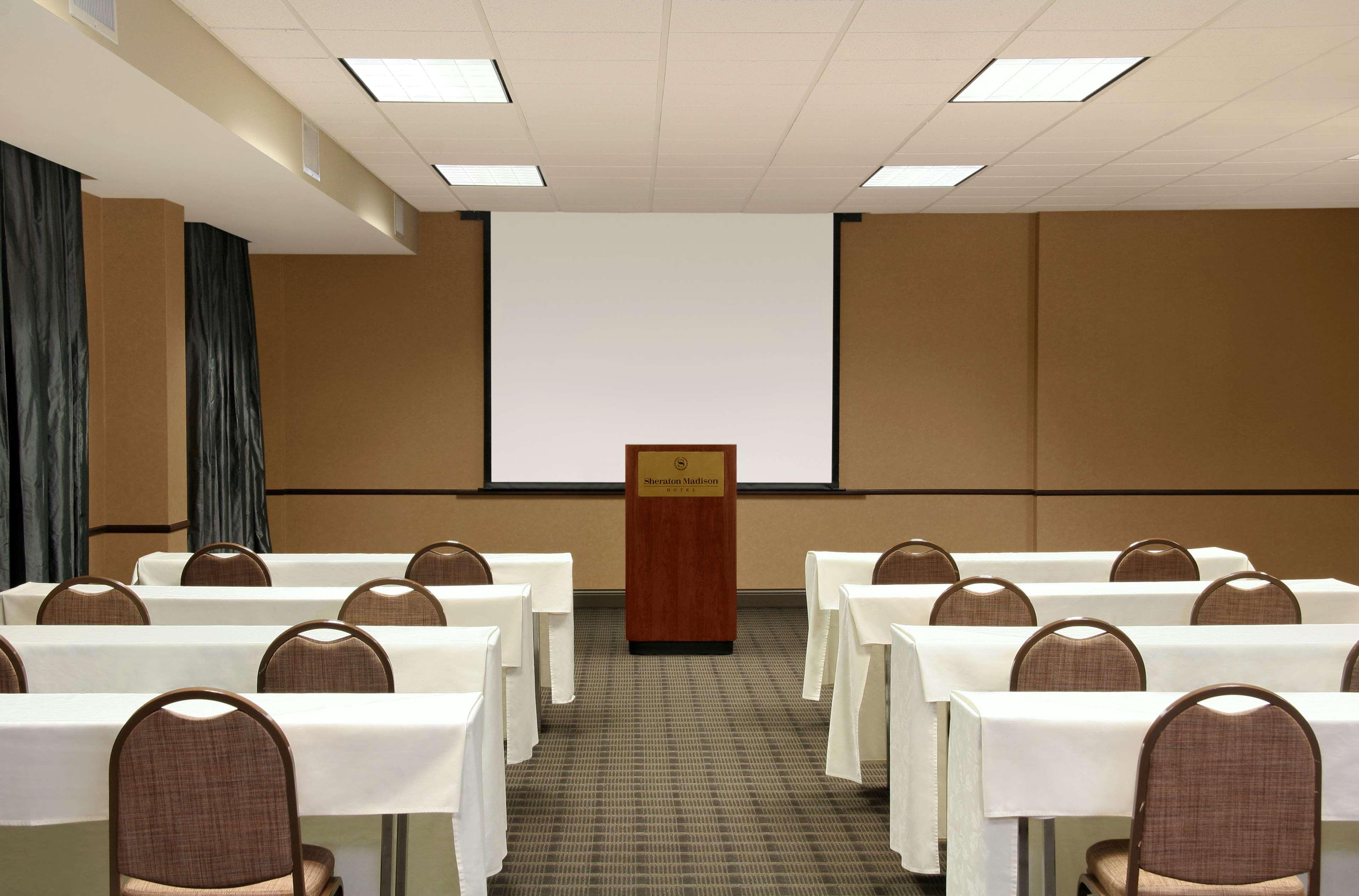 Sheraton Madison Hotel image 14