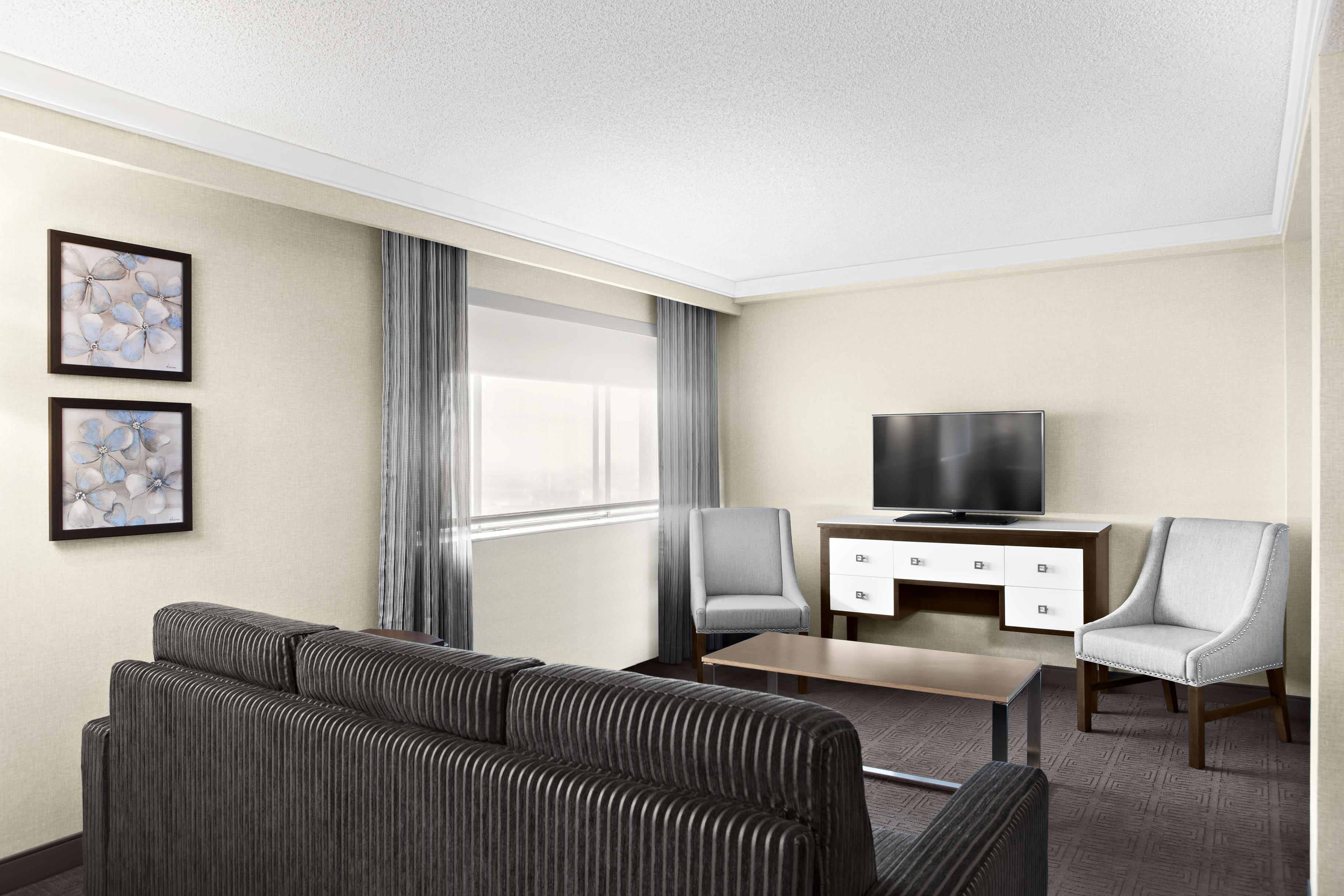 Sheraton Laval Hotel à Laval: Junior Suite