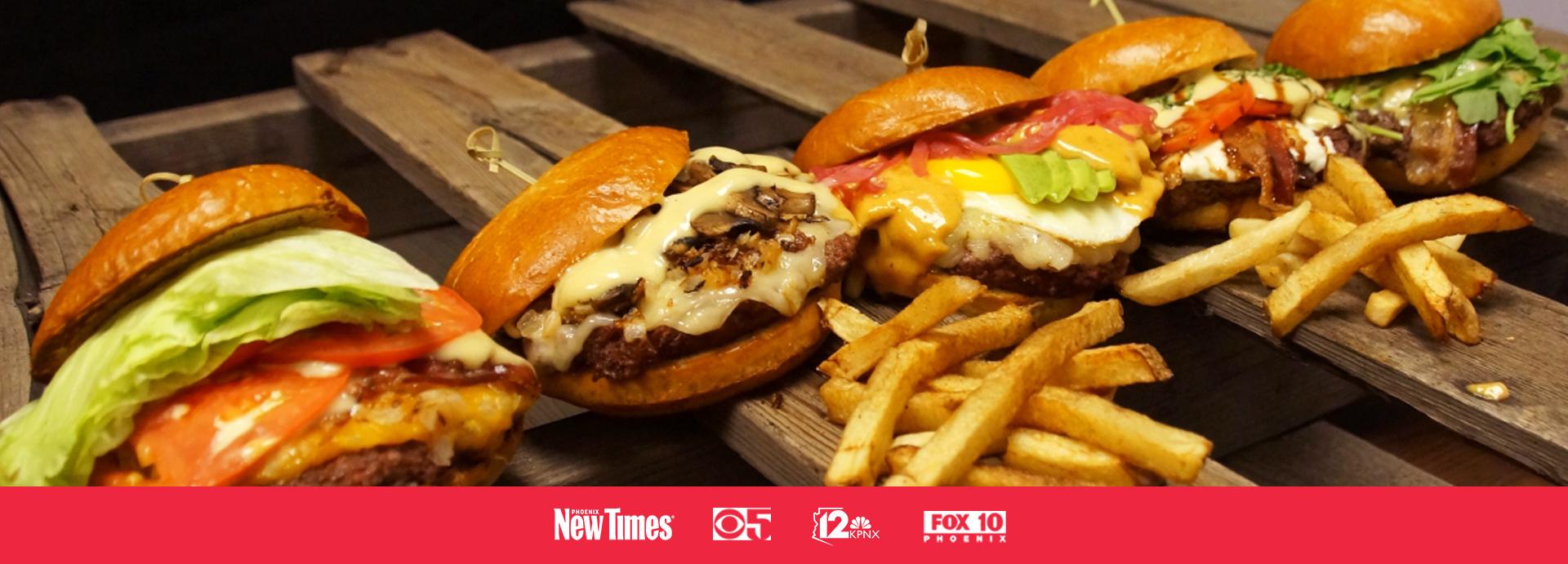 Aioli Gourmet Burgers image 27