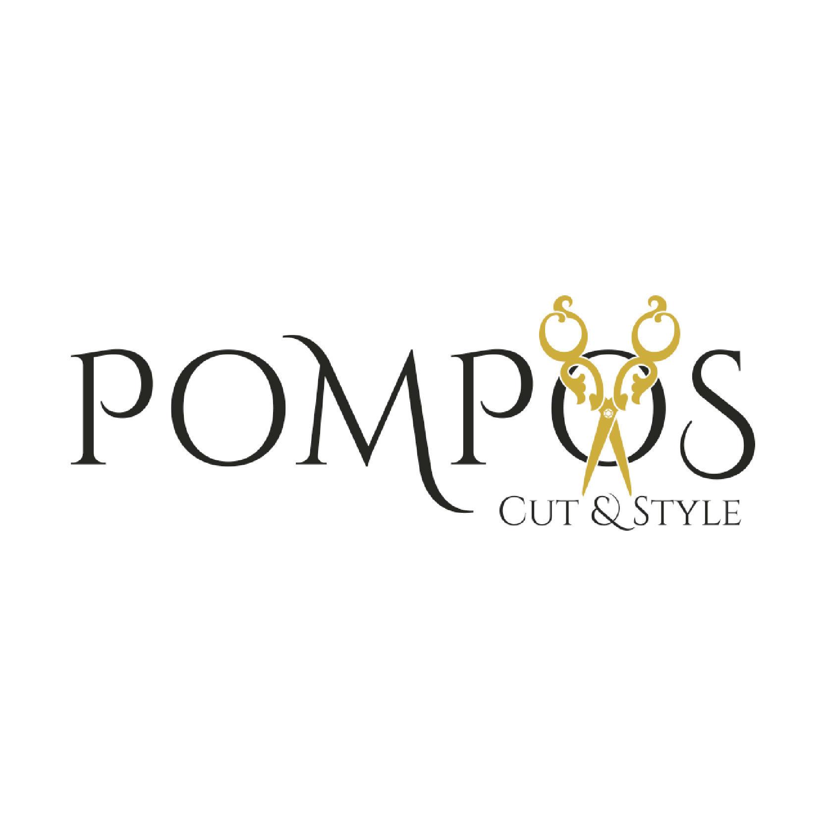 Logo von Friseur Pompös Cut & Style