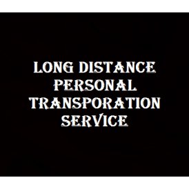 Long Distance Personal Transportation Service