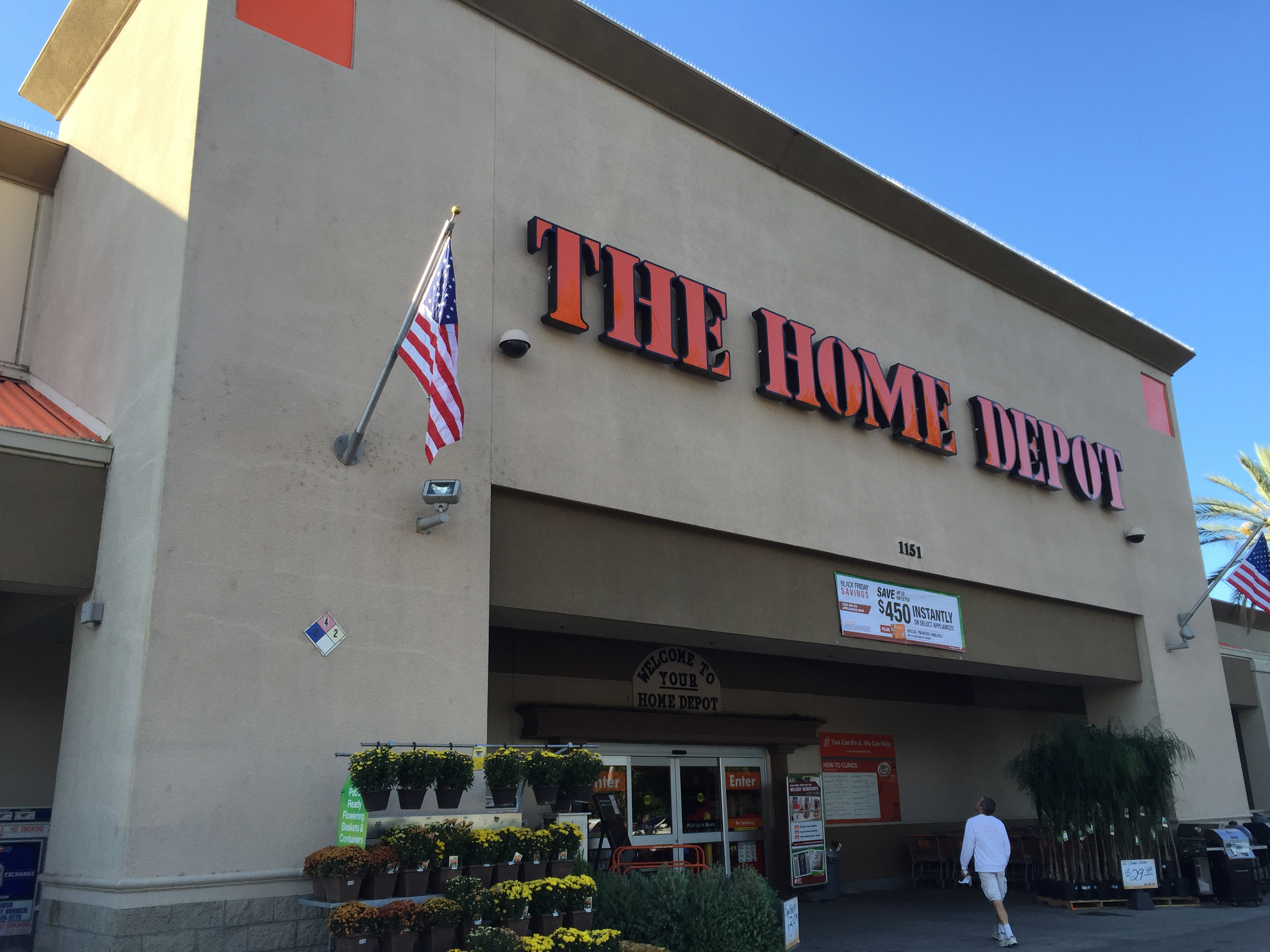 The Home Depot 1151 W Lugonia Ave Redlands Ca Hardware Stores