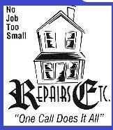 Repairs Etc Handyman Service Inc