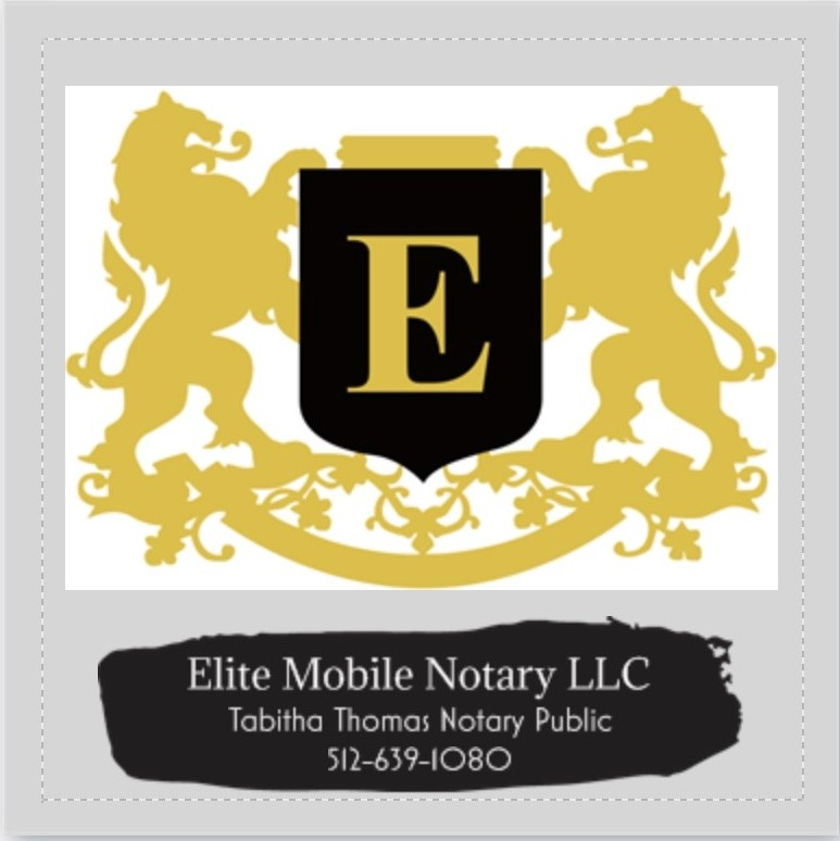Elite Mobile Notary LLC image 0