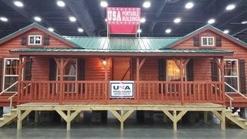 USA PORTABLE BUILDINGS / Amish Made, LLC image 4