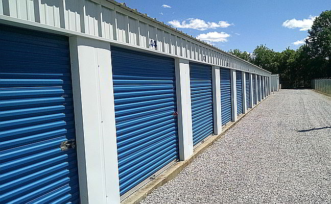 10' x 10' Mini Storage Units in Montgomery, Alabama 36104.