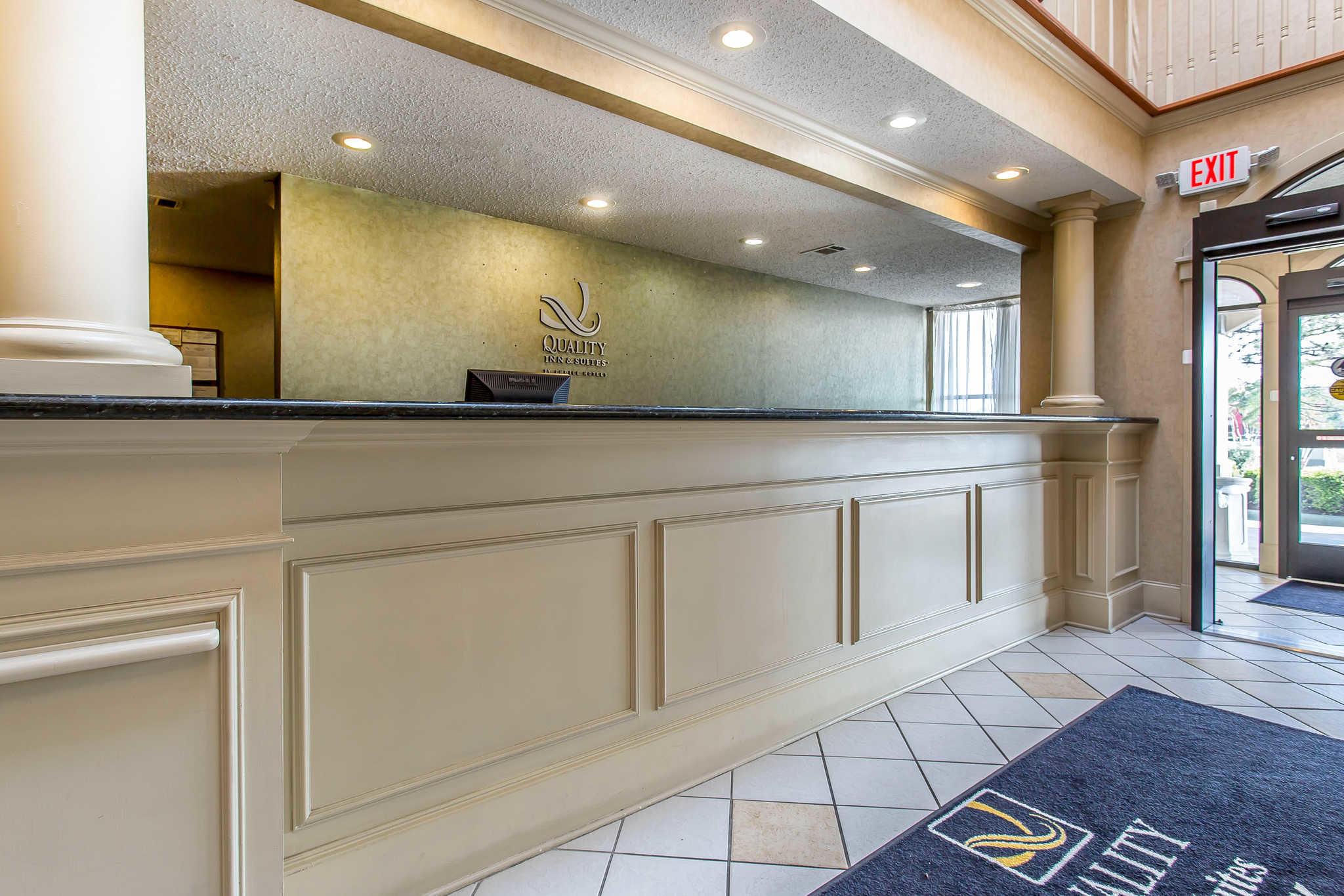 Quality Inn & Suites Durant image 7