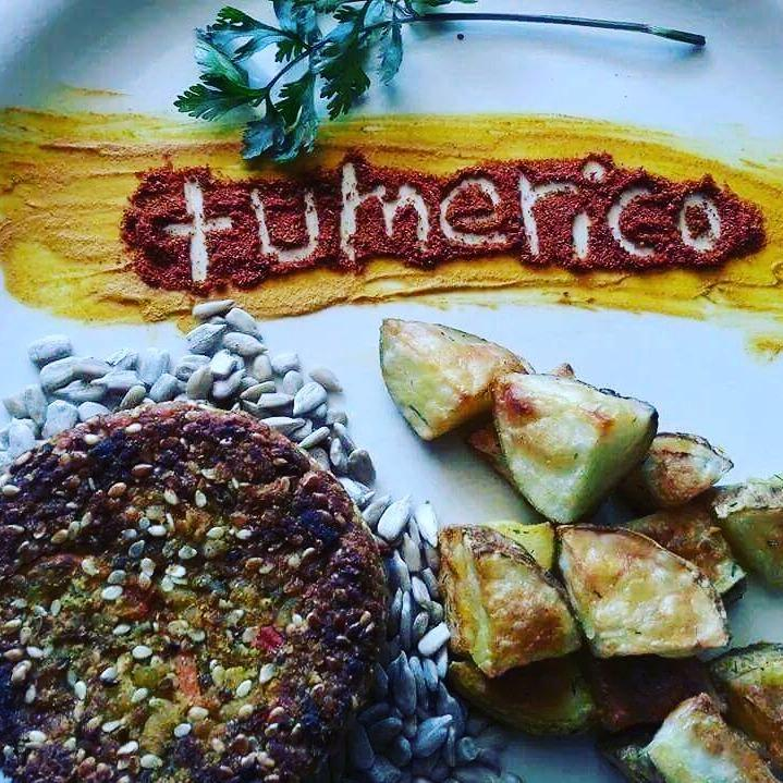 Tumerico Vegetarian Food