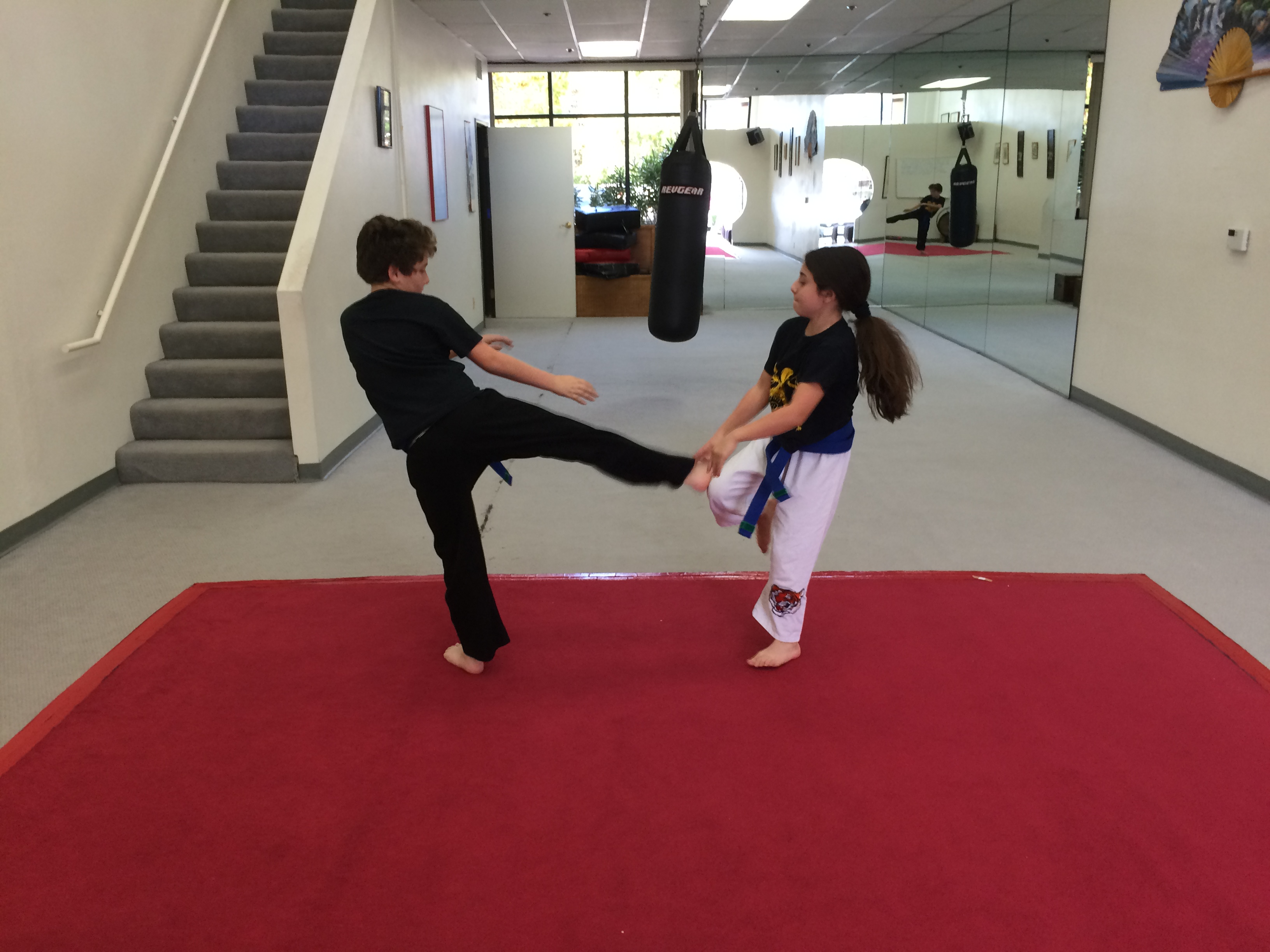 Fred Villari's Studios of Self Defense, Villari Martial Arts , Villari's Karate, Kung Fu, Jiu-Jitsu - ad image