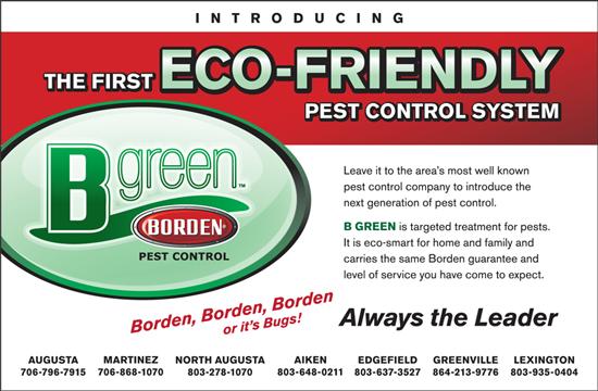 Borden Pest Control image 3