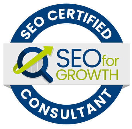 Certified SEO for Growth Consultant