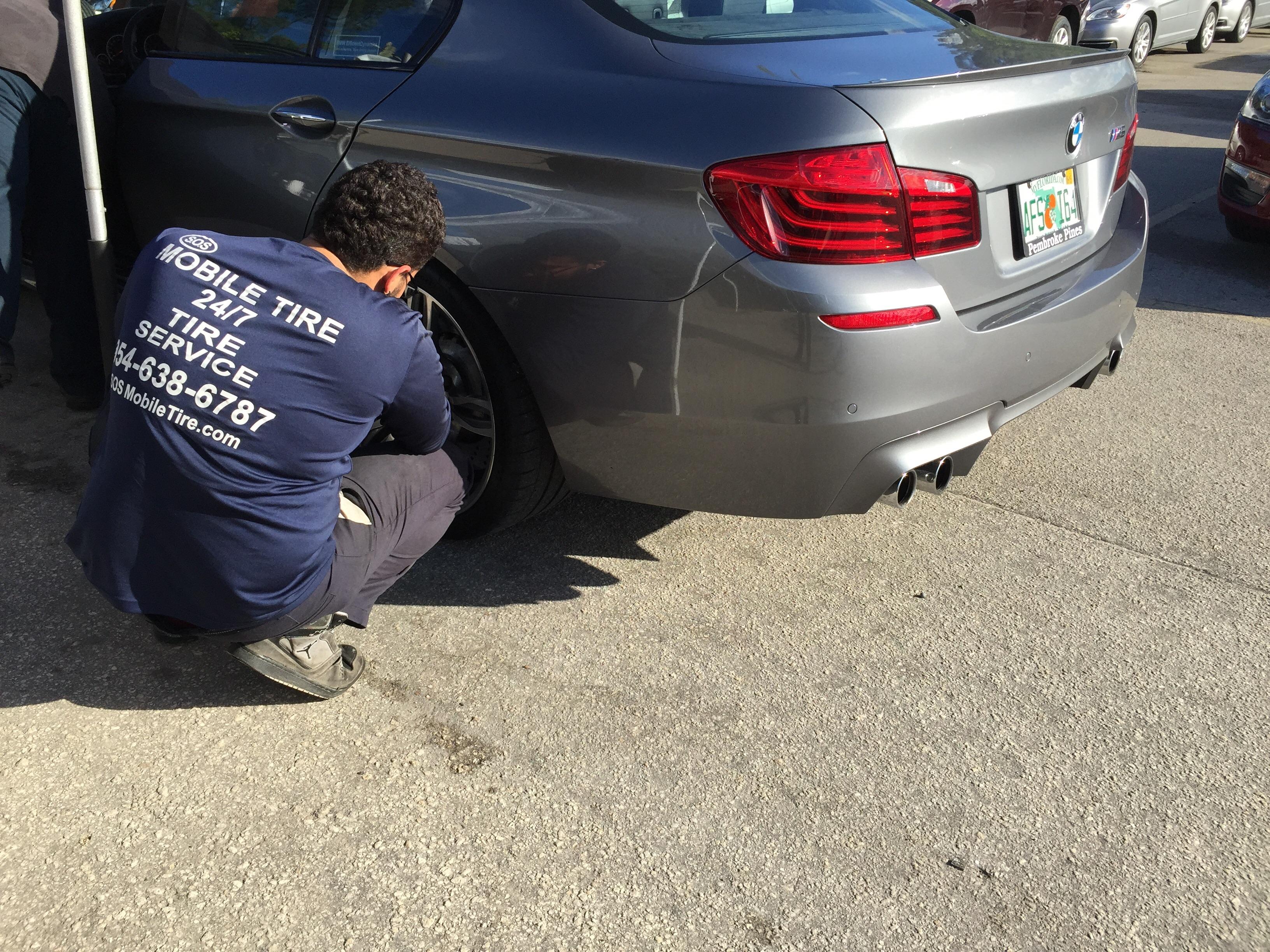 S.O.S Mobile Tire Repair image 8