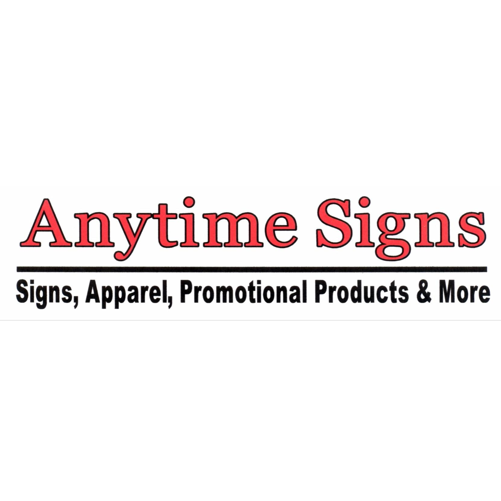 Anytime Signs image 0