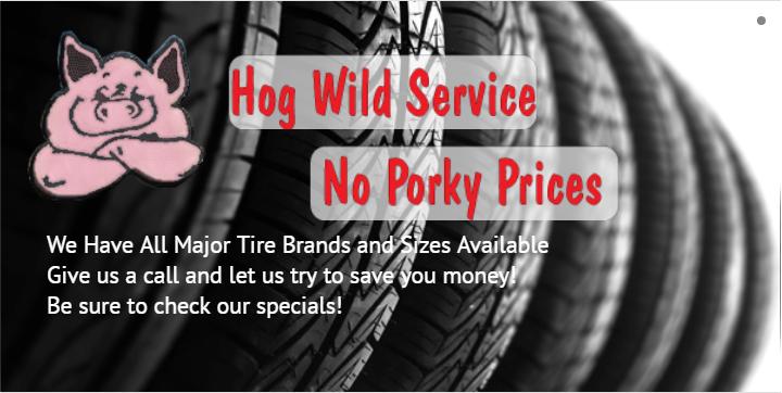 Hamm's Tires & Automotive image 0
