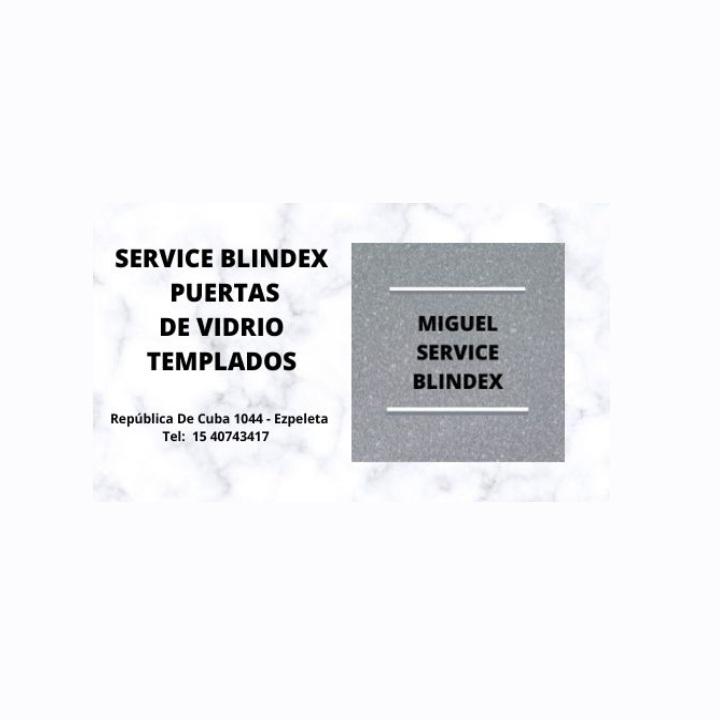 Miguel Service Blindex