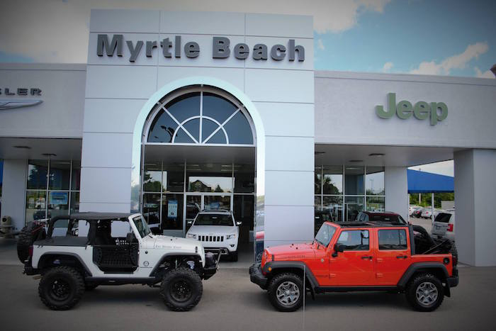 Myrtle Beach Chrysler Jeep image 10