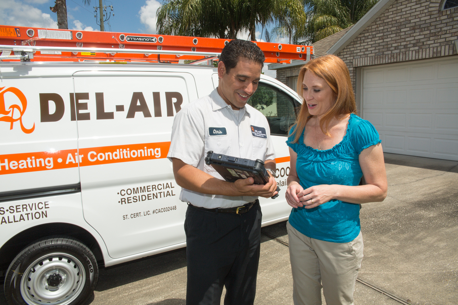 Del-Air Heating and Air Conditioning image 2