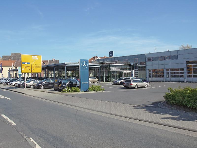 Bild der Autohaus Rosier Braunschweig GmbH  Helmstedt