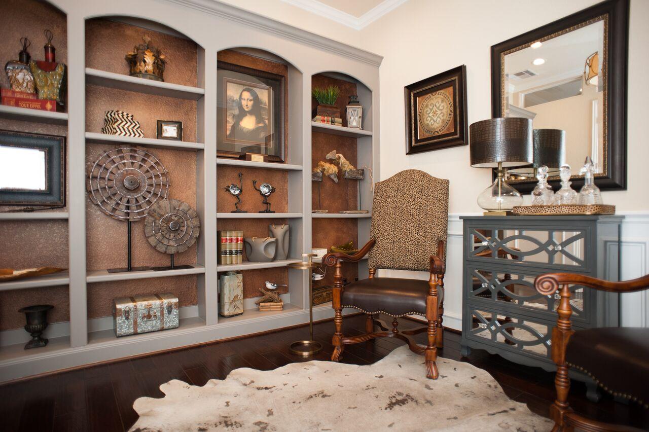 Brown Interiors image 23
