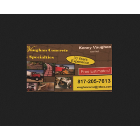 Vaughan Concrete