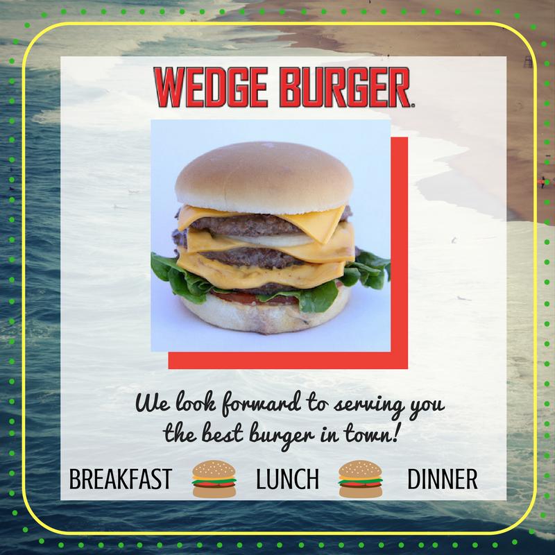 Wedge Burger image 3