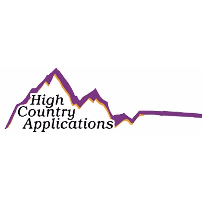High Country Applications