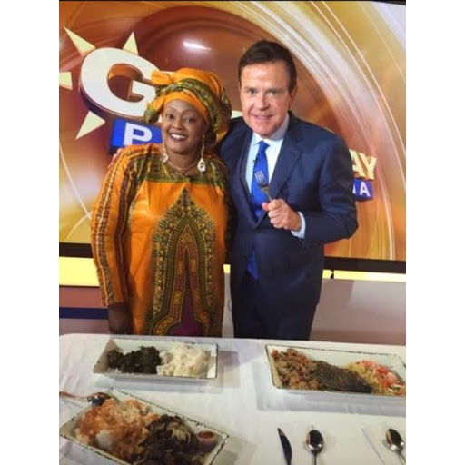 Le Mandingue African Restaurant