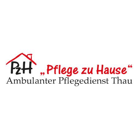 Logo von ,,Pflege zu Hause' Ambulanter Pflegedienst Thau
