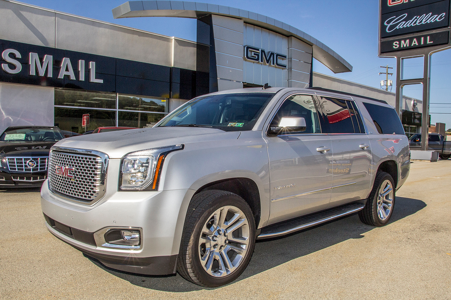 Smail Buick Gmc Cadillac At 5116 U S 30 Greensburg Pa