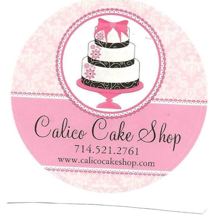 Calico Cake Shop