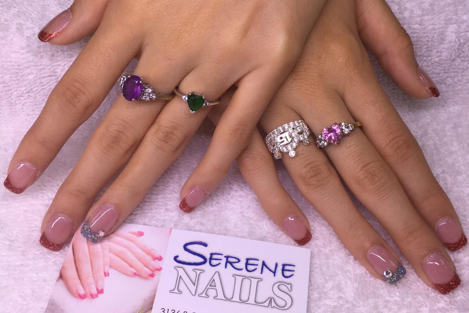 Serene Nails image 84