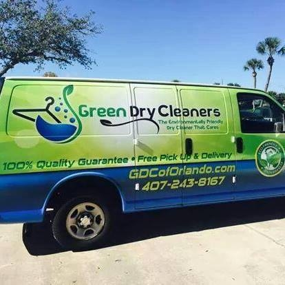 Green Dry Cleaners - Orlando, FL - Laundry & Dry Cleaning