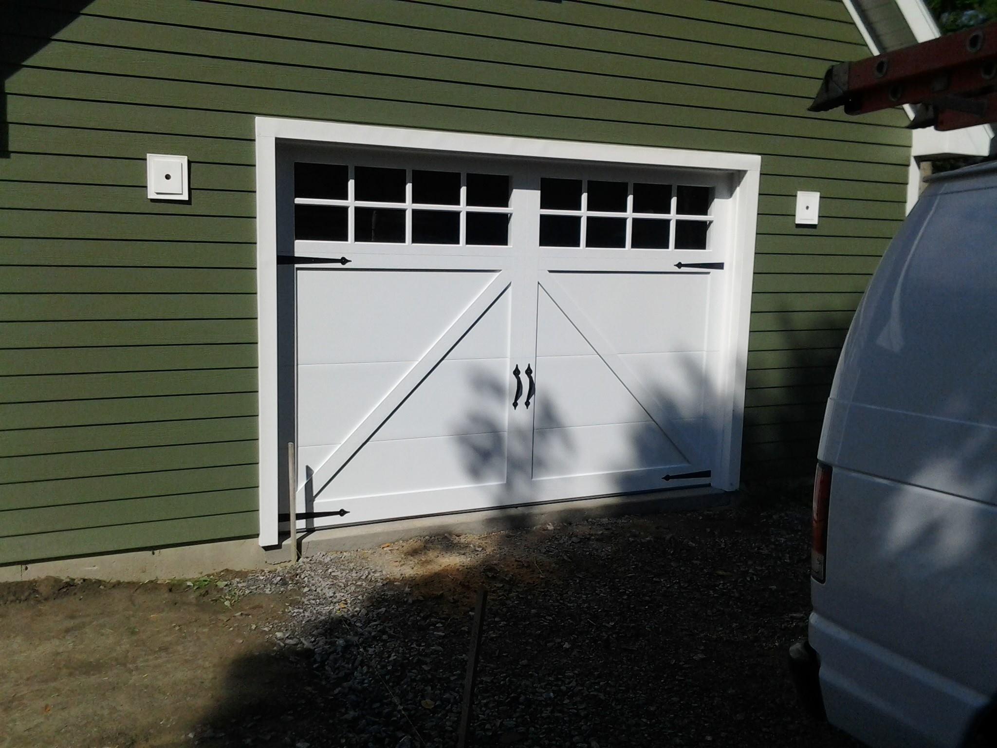 Rupp Overhead Doors Inc Garage Door Supplier South