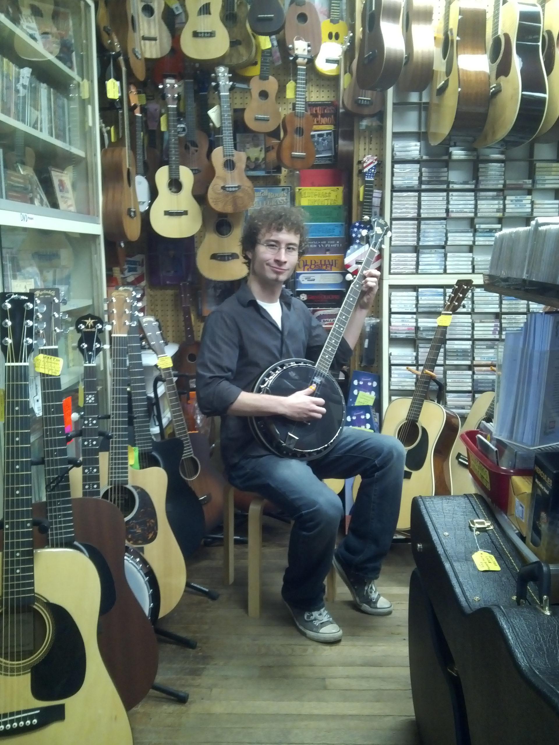 banjo store
