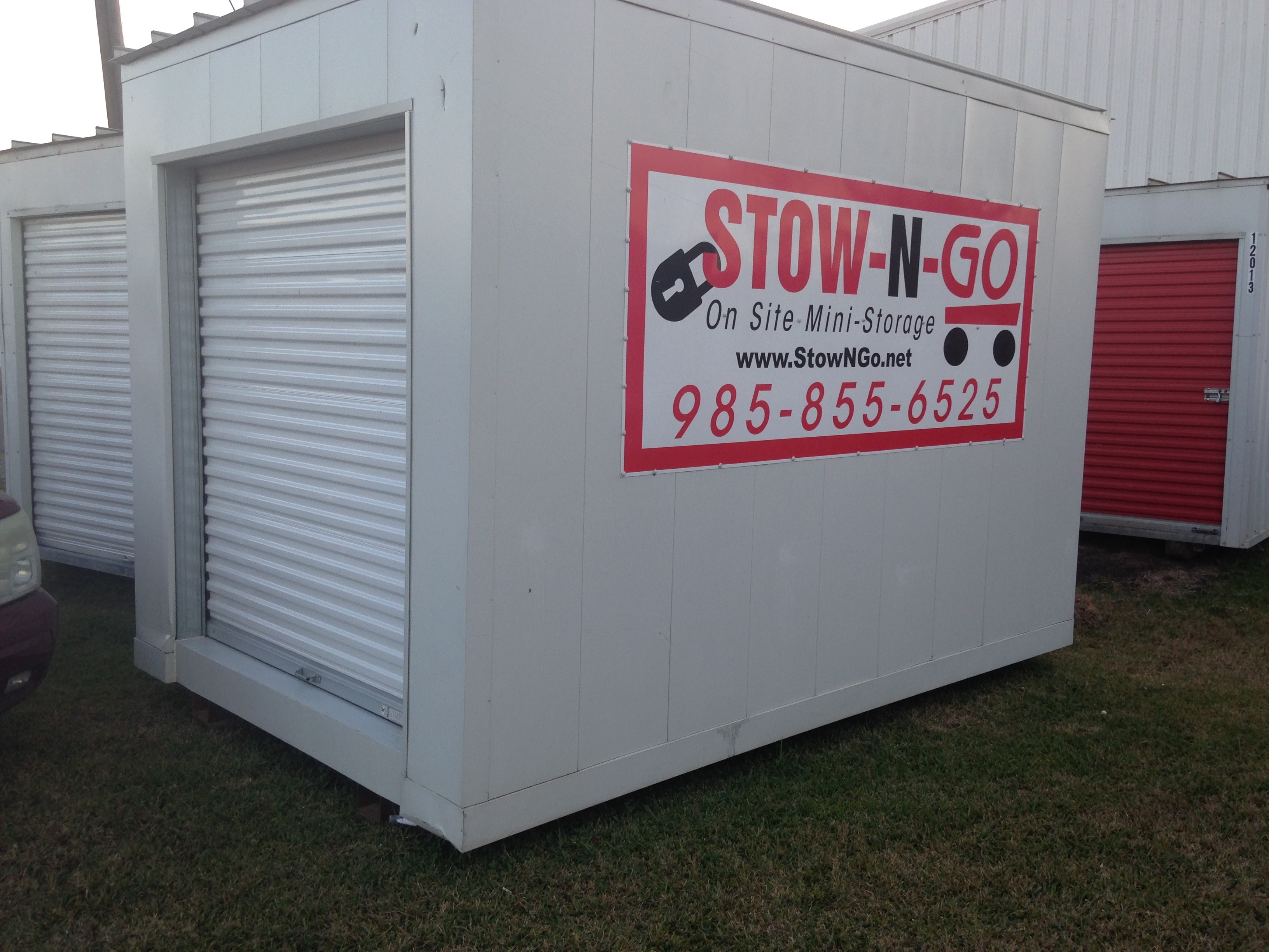 Stow-N-Go image 2