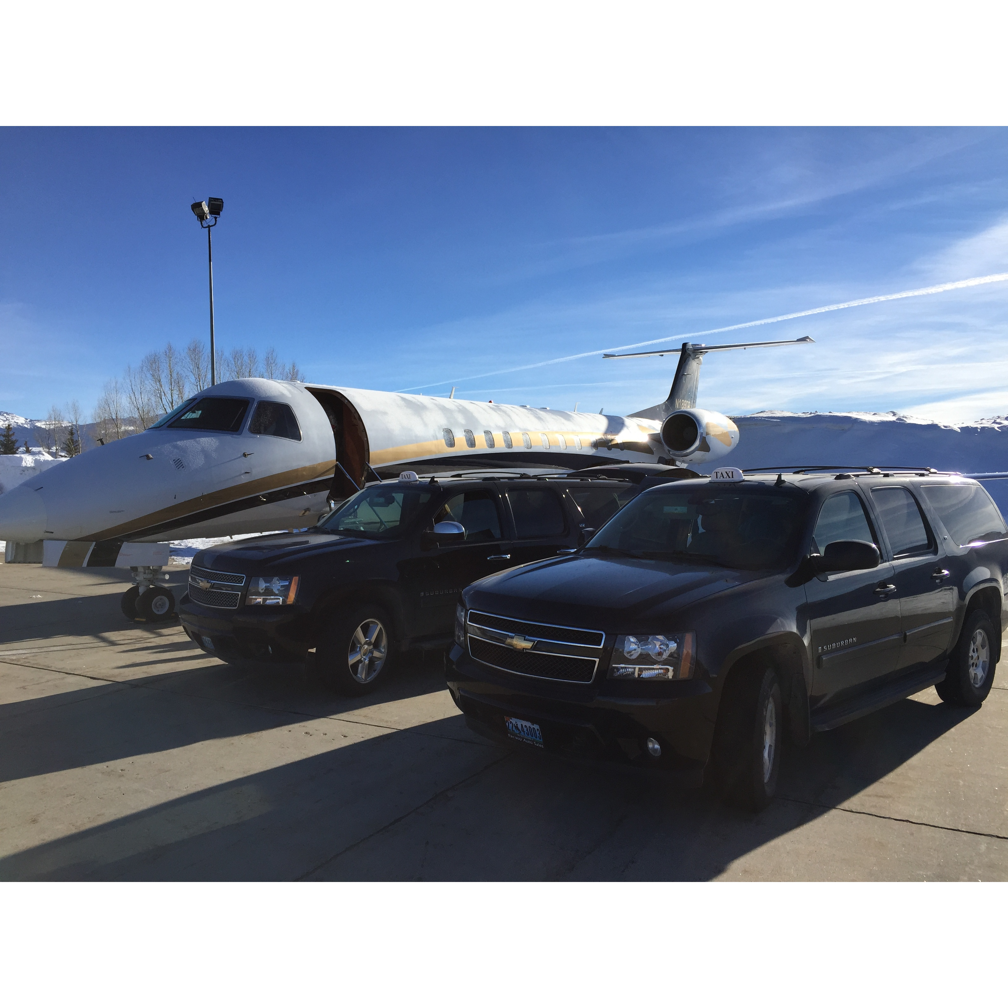 UVC Transportation - Jackson, WY - Taxi Cabs & Limo Rental