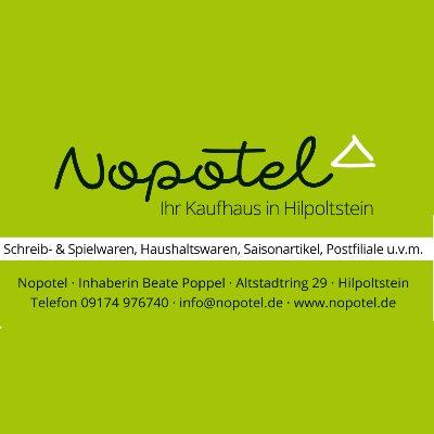 Logo von Nopotel Ihr Kaufhaus in Hilpoltstein