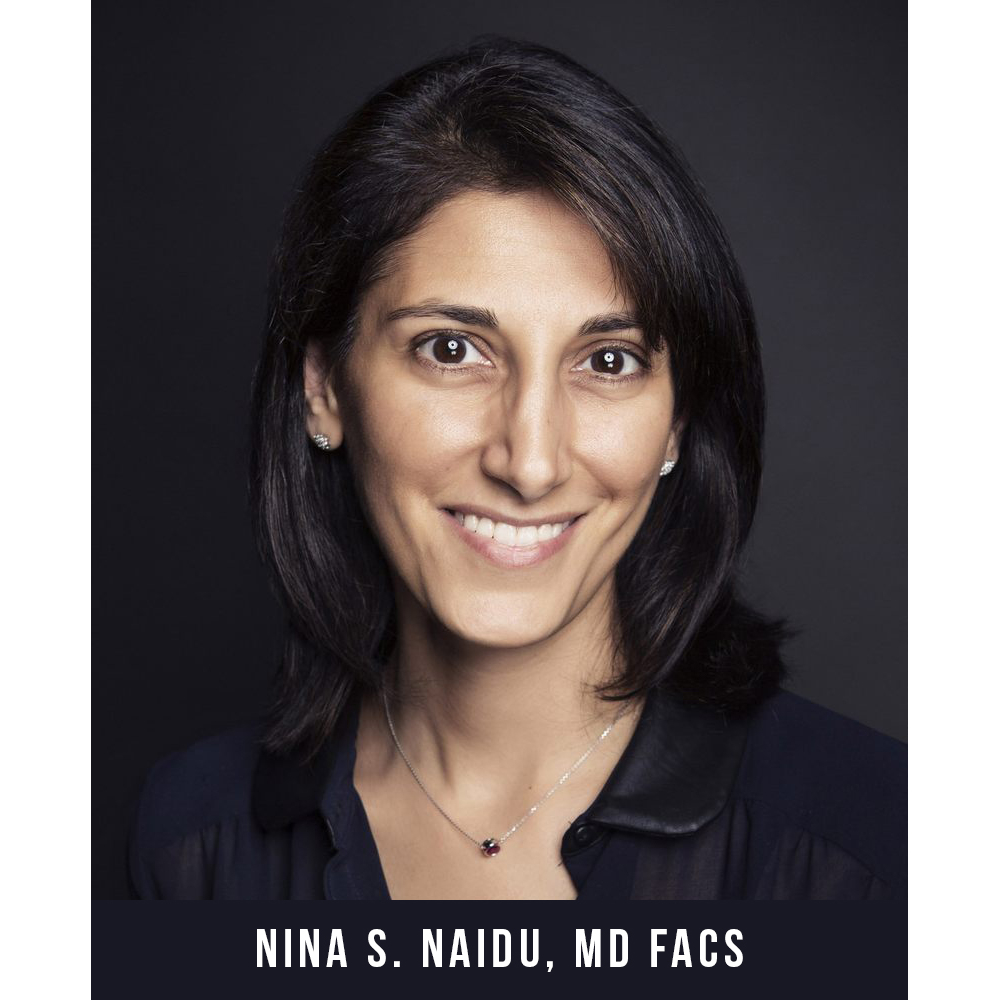 Nina S. Naidu, MD FACS - NYC Plastic Surgeon