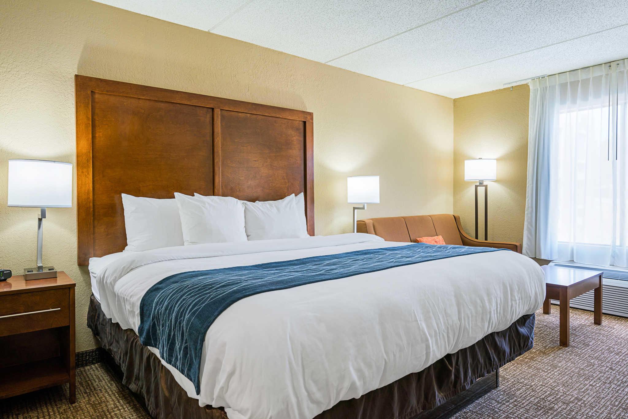 Comfort Inn in Rocky Mount, NC, photo #7