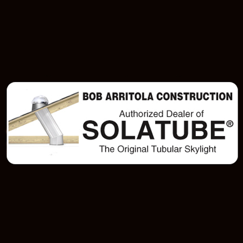 Bob Arritola Construction-SOLATUBE Tubular Skylights