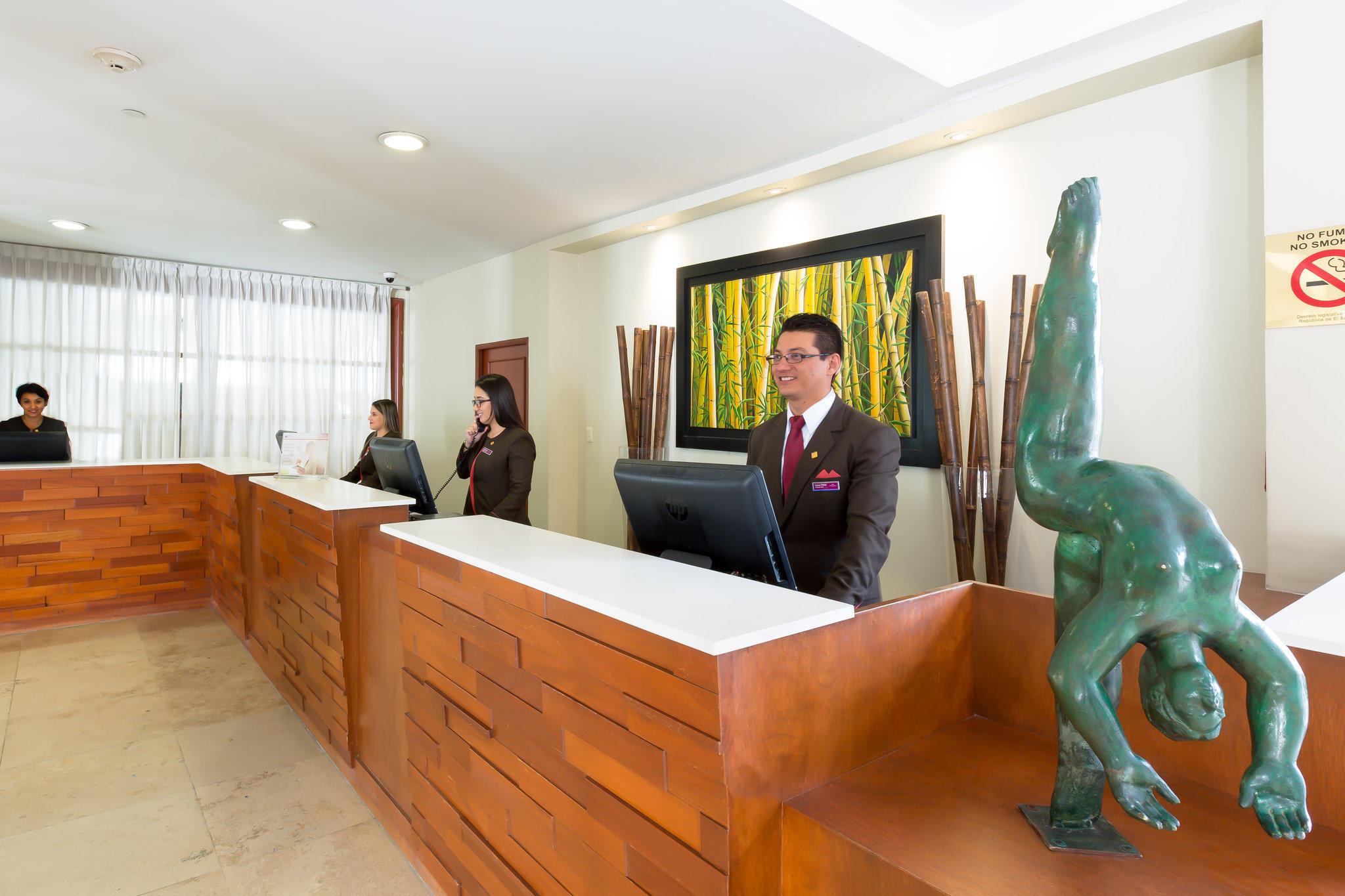 Crowne Plaza San Salvador-Conference Center, an IHG Hotel