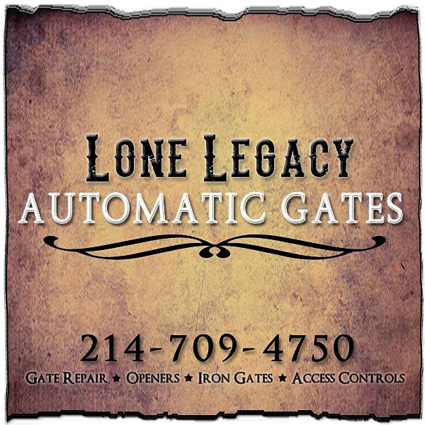 Lone Legacy Automatic Gates