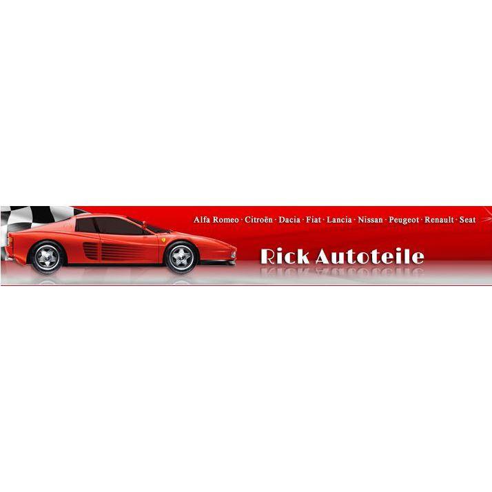 Logo von Autoteile Rick