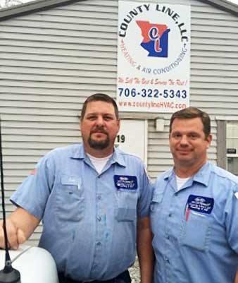 County Line LLC Heating & Air image 0