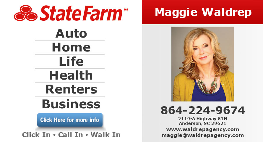 Maggie Waldrep - State Farm Insurance Agent
