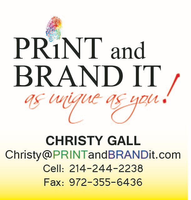 PRINT and BRAND IT image 0