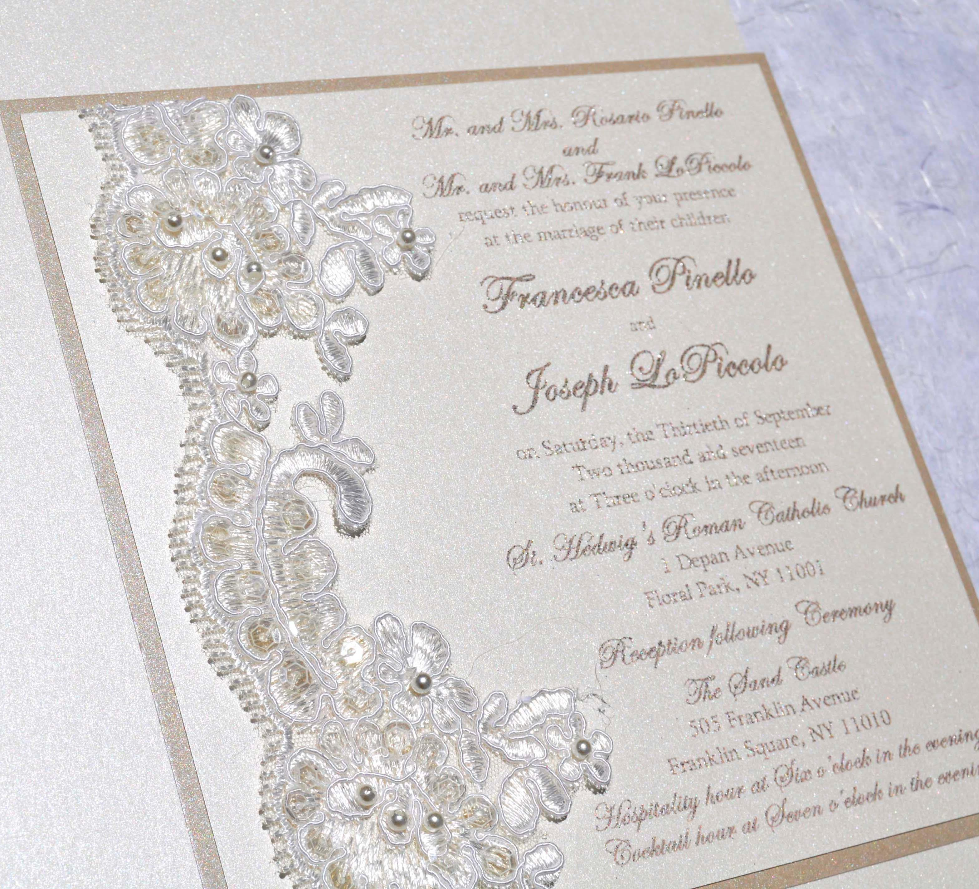 Leslie Store Wedding Invitations & Stationery image 3
