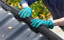 Corky's Seamless Gutter Systems image 1