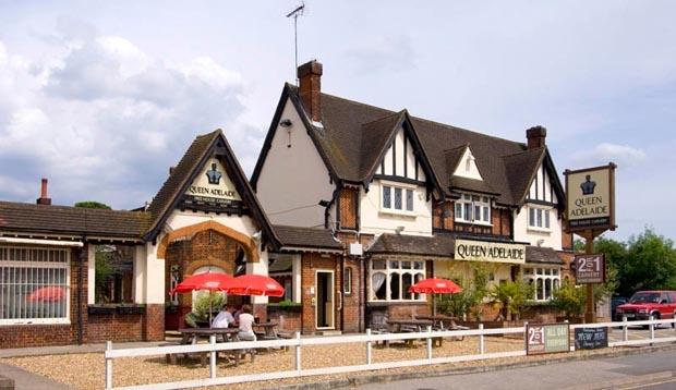 Premier Inn Epsom North Restaurant